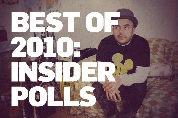 Best of 2010: Insider Polls