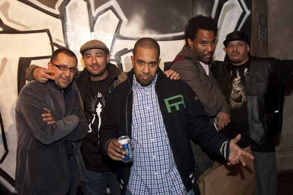 The Beatnuts Kick Off the Hip Hop Theater Festival