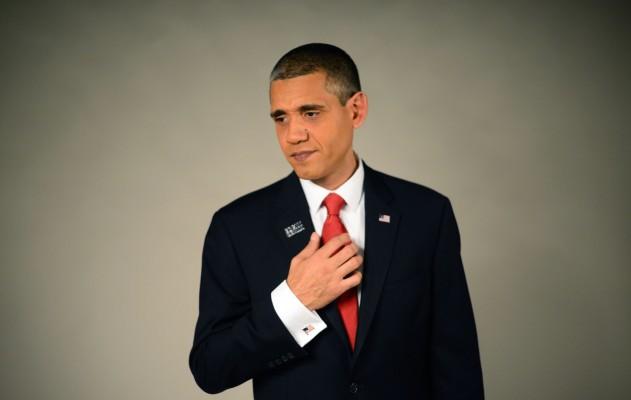 Bronx Obama portrait