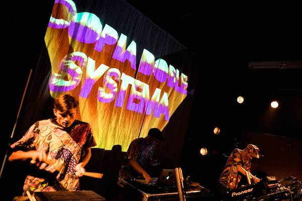 Your Mix Fix: Copia Doble Systema's Peligrosa Mixtape