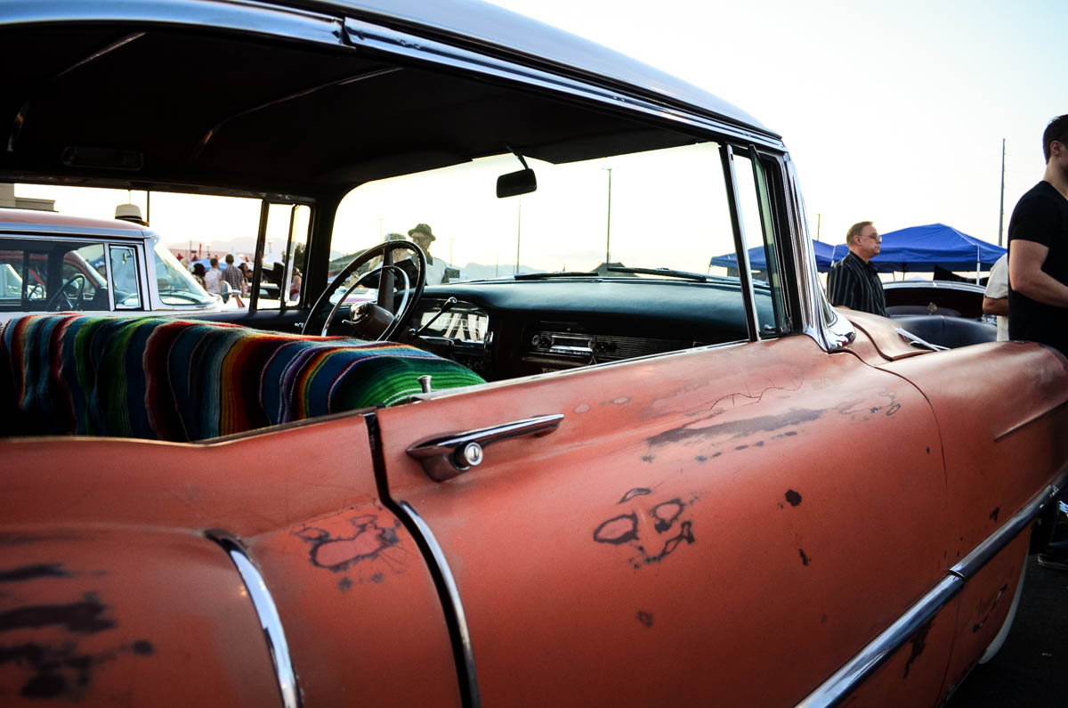 Pachucos, Pin Up Girls and Cars at This Year's Viva Las Vegas