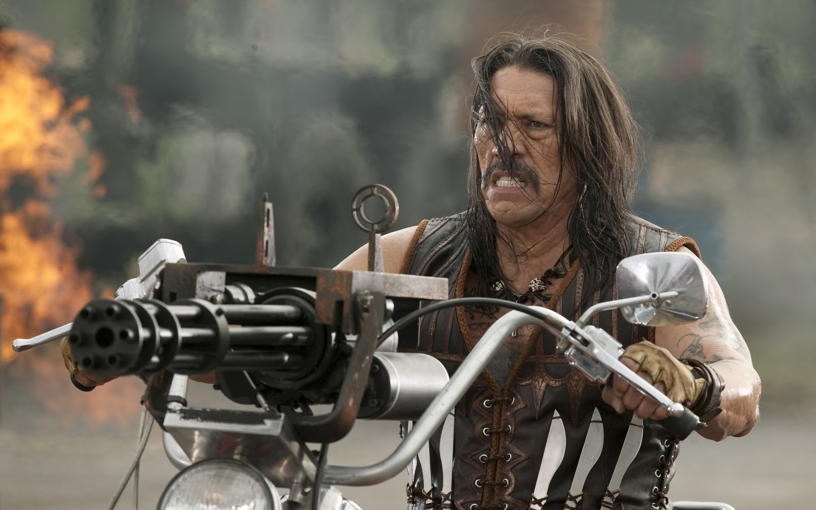 #TBT: 6 Years Ago, Plastilina Mosh Released a Song About Danny Trejo, Our Favorite Movie Villain