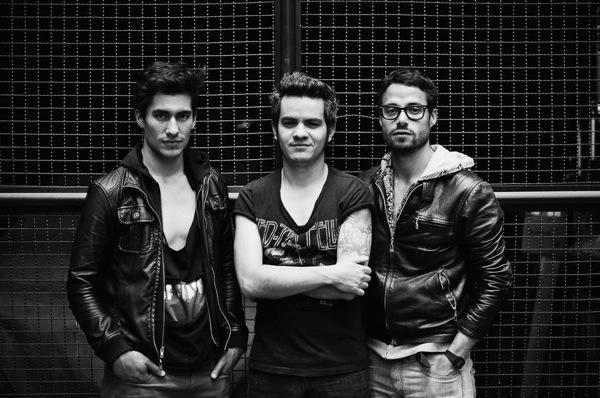 Meet Diamante Eléctrico, Colombian Blues-Rock Trio