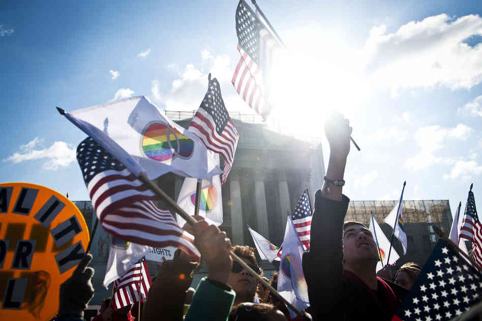 Buh-bye DOMA, Hello Pride!