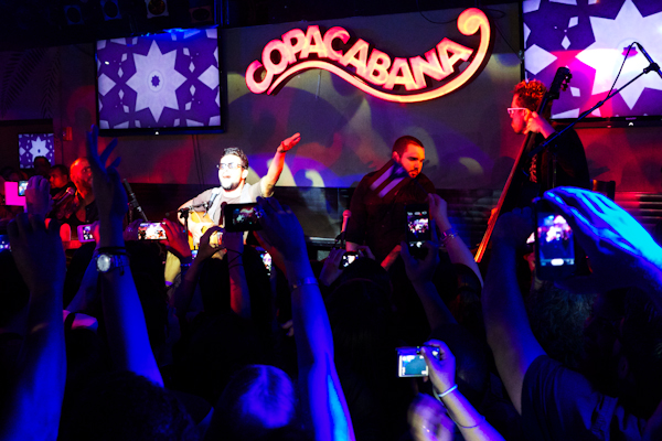 Not Your Typical Concert Review: Draco Rosa @ Copacabana, NYC