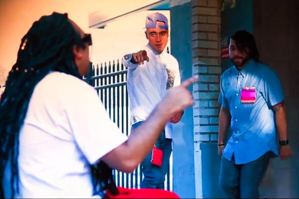 """Video: El Dusty's """"PartyCero"""" ft. Milkman & Morenito de Fuego"""