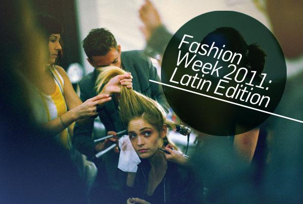 NY Fashion Week 2011: Latin Designers