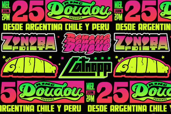 King Doudou's Ñu-Cumbia Experiments on KD Compil 1 with Fauna, Zonora Point, and More [GLOBAL]