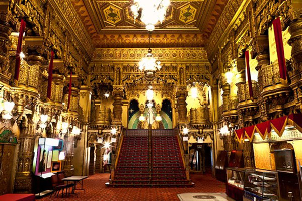 Film is Returning to the Most Beautiful NYC Theater You've Probably Never Heard Of