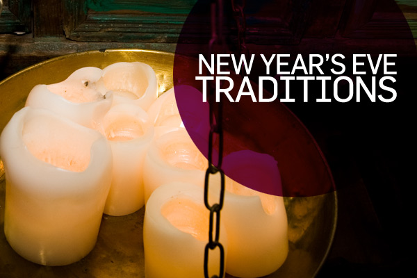 Latin New Year's Traditions 2012 – End of the World Edition