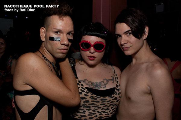 Photos: Nacotheque Pool Party!