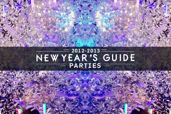 The Best 2012-2013 Latin New Year's Eve Parties