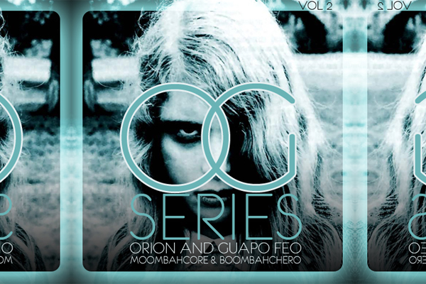 Free Download: DJ Orion and Guapo Feo's club-core OG Series. Vol. 2