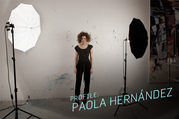 Profile: Paola Hernandez, New to New York, not to Fashion