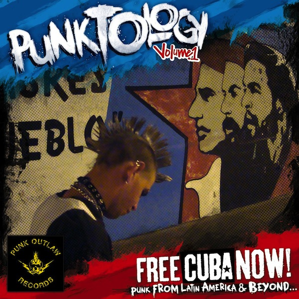 """8 Latin Punk Artists Get Together To """"Free Cuba Now""""!"""