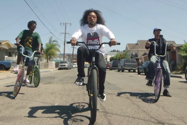 "Watch Los Rakas Revisit Oakland with Scraper Bike Crew in ""We Dem Rakaz (Hola)"" Video"