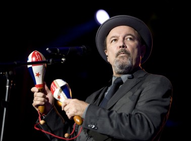 Rubén Blades Writes an Open Letter to the President of Venezuela