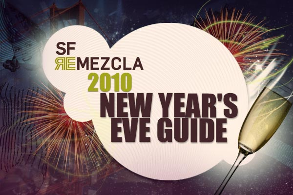 SF New Year's Eve Guide 2010