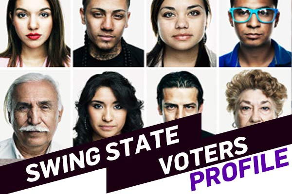 Profile: 5 Latino Swing State Voters