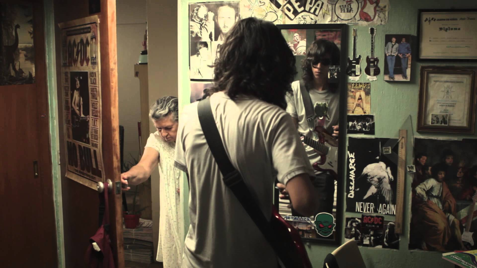 This Year's Latinbeat Brings Us Films About Mexican Garage Bands and Andean Heavy Metal