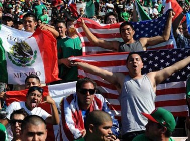 Pancho Villa's Army Unites El Tri Fans in the U.S. to Party, Cheer and Support