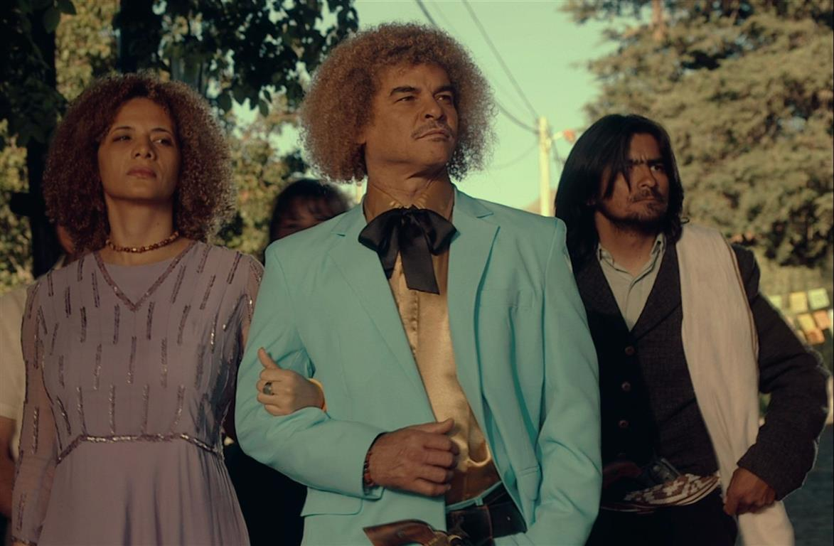 Soccer Legend Carlos Valderrama Stars in a Movie About a Magical River That Helps You Grow Hair