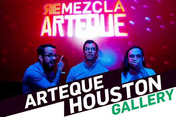 Arteque Houston with Peligrosa All Stars