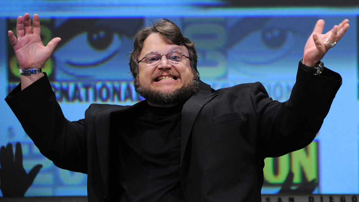 Guillermo del Toro Was at Comic-Con This Weekend and Twitter Had a Nerdgasm