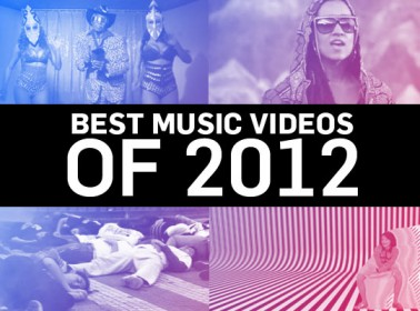 Best Music Videos of 2012