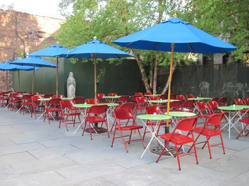 Cafe de la Esquina opens in a familiar Williamsburg spot