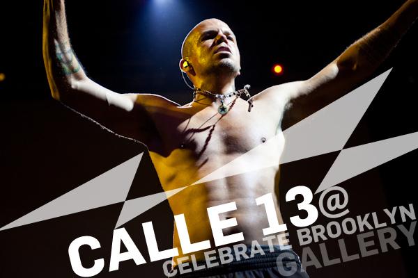 Photos: Calle 13, Ana Tijoux, and Ritmo Machine @ Prospect Park for LAMC
