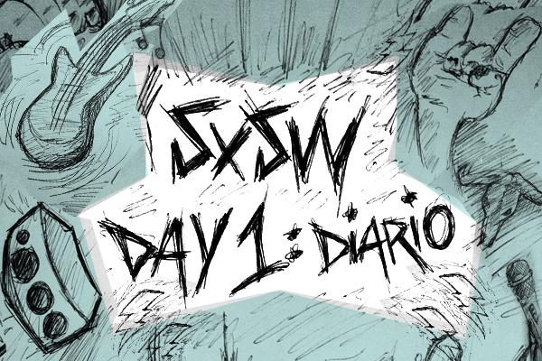 SXSW Day 1: Oy.