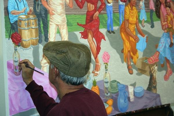 "Jose Cuervo Tradicional Artist Profiles: Fidencio Duran, ""elevating the art of painting"""
