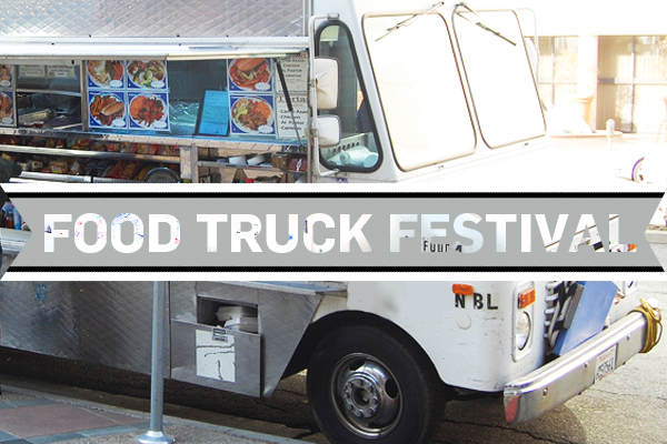 Latin Eats at Parked! Food Truck Festival