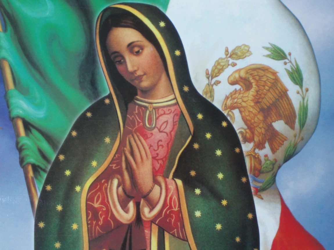 guadalupe virgin of Legend of