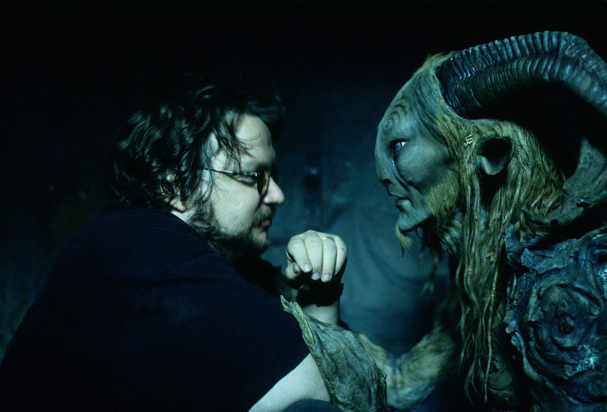 Guillermo Del Toro Filme