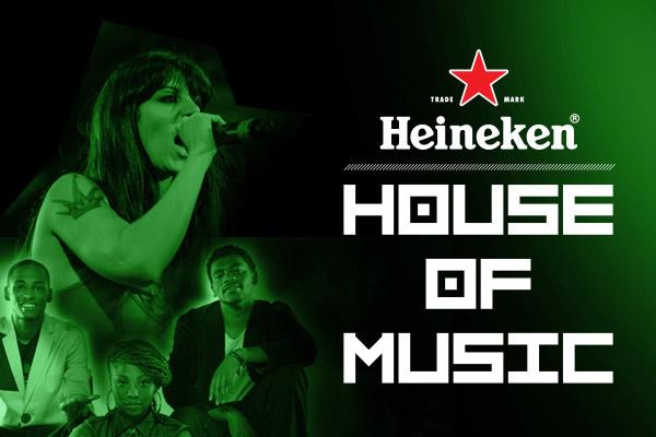 Heineken House of Music: La Mala Rodriguez, ChocQuibTown + more!