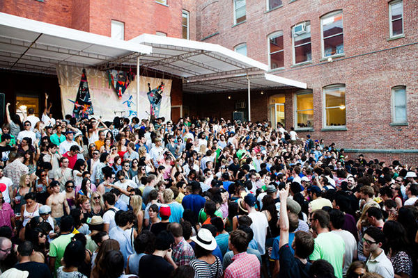 NYC: Your Guide to the Best Art Parties This Summer