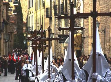 The Salamanca Diaries: Semana Santa in Spain   Easter Week Festivals