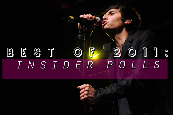 Best of 2011: Insider Polls
