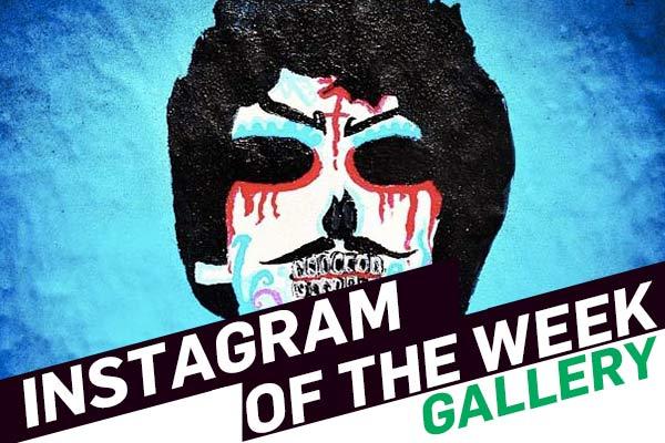 Instagram of the Week: Javier Guillen