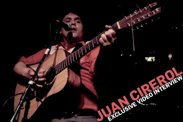 Video Interview w/ Juan Cirerol: Alt-Norteño with Punk Aesthetics