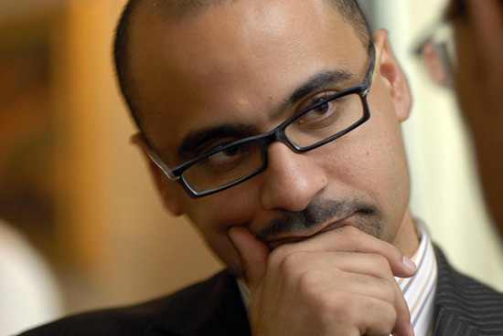Junot Diaz Packed B&N, but Rumors of a Riot Are Greatly Exaggerated