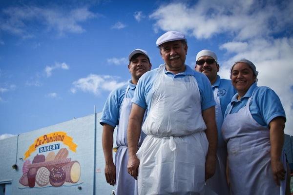 The Ghosts of La Purísima, Phoenix's Best Panadería