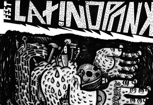 ¡Oi! Latino Punk Fest Lineup–Sin Pudor, Generacion Suicida, and More