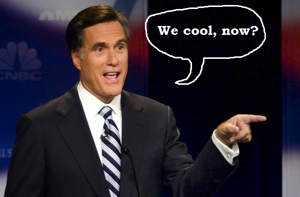 The Media Would Like You to Know That Mitt Romney is Mexican