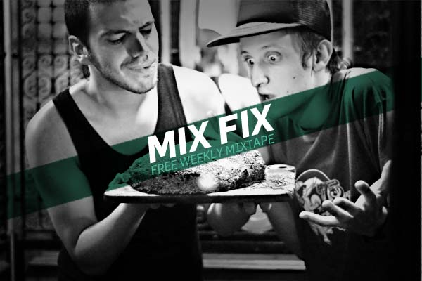 Your Mix Fix: Frikstailers