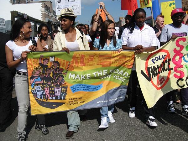 Walk for Immigrant NY 2011
