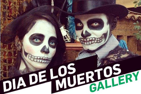 Día de Los Muertos – Photos from Mexico