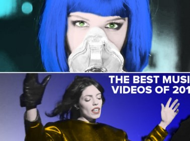 The Best Music Videos of 2013